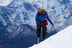 Mountain-climbing program helps wounded vets overcome barriers #military #woundedwarrior #veteran