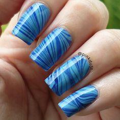 Instagram photo by pinkdu5t  #nail #nails #nailart