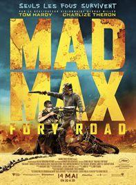 film Mad Max: Fury Road en streaming