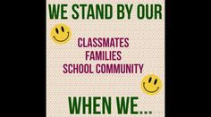 Grade 4: Who do we stand by? (Video)