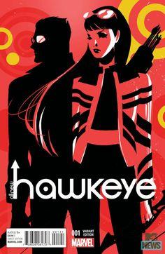 ALL NEW HAWKEYE 'His Own Worst Enemy' Says JEFF LEMIRE | Newsarama.com