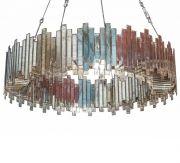 Купить Люстра Арт-деко Светильники и мебель арт-деко J-10985. Описание, отзывы, фото и видео обзоры на Люстра Арт-деко J-10985