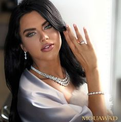 Graceful elegance meets a passion for diamonds in the Dulcinea suite, an extraordinary set of necklace, bracelet, earrings and ring,… Beauty Regime, Oily Hair, Puffy Eyes, Glossier Look, Hazel Eyes, Ingrown Hair, Oils For Skin, Sport, Eye Color