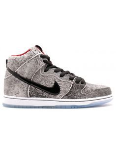 0ebb4e87a1b599 Dunk High Premium Sb Salt Stain Black