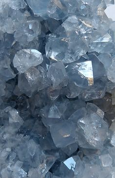 Closer to the Wind | rockon-ro:   CELESTITE (Strontium Sulfate)...