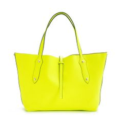 """Annabel Ingall """"Small Isabella"""" Item Tote Citrus ($415)"""