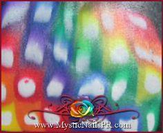 PolyNail Colored City Pattern for encapsulating in nail art.    #fimo #nails #nail art #plantillas #fimo squares #fimo patterns #clay #retro #plastilina #plasticina #mysticnails #mystic nails #marbolized #swirls #valentine #valentine nail art
