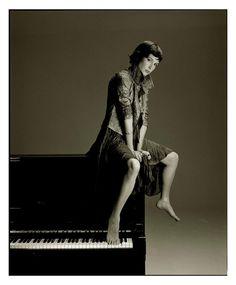 Australian singer-songwriter, musician and actress, Missy Higgins missyhiggins.com