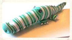 Sock Crocodile