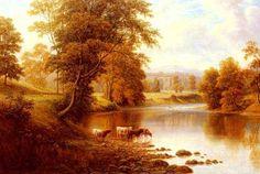 2700 Bolton Abbey, Country Roads, Painting, Landscapes, Google Search, Art, Vintage Landscape, Landscaping, Idea Paint