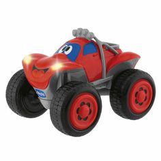 """Avec la première #télécommande intuitive Chicco, l'enfant peut """"conduire"""" comme s'il était au #volant d'un vrai véhicule ! #voiture #course"""