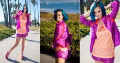Katy Perry aparece em nova campanha da marca Adidas