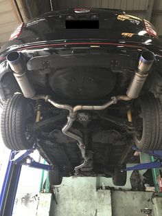 Subaru Forester XT Nameless Exhaust