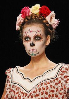 miss. AntButterfly .. DIY & Fashion ...: La elegante Catrina!