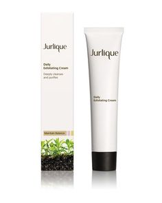 Jurlique Daily Exfoliating Cream :: Perfect weekly treatment. Gentle, but effective exfoliation.