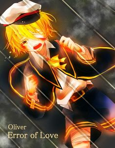 oliver vocaloid | Tags: Anime, Sad, Vocaloid, Looking Down, Oliver, Pixiv Id 6767594