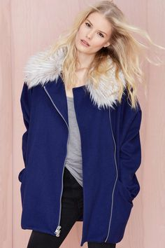 Nasty Gal Shiloh Coat | Shop What's New at Nasty Gal