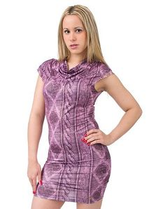 Apple Bottoms Cable Allover Print Tunic Dress $9.95 #topseller