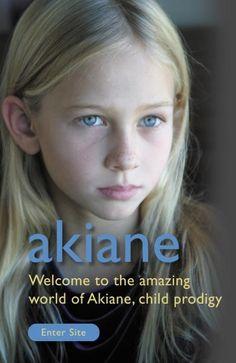 Akiane Kramarik. This girl is unreal.