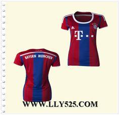 Avis Sur Maillots Femme Bayern Munich 2014 2015 Domicile Shop Nouveaux les www.lly525.com