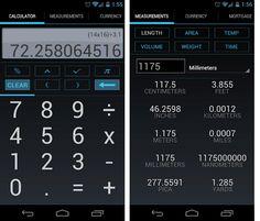 Calculator4.0-apps designed for ICS