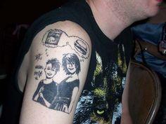 love and rockets tattoo - Google-haku