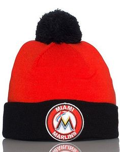 New Era Miami Marlins Mlb Circle Knit Hat Orange 0 New Era. $14.97. Save 25% Off!