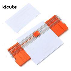 Moderne Pratique Papier Machine De Découpe pour A4 Manuel Papier Trimmer Cuting Tapis Lames Outil Bureau École Couleur Au Hasard