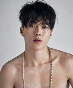 Jang Ki Yong by Ahn Joo Young for Esquire Korea Jan 2016