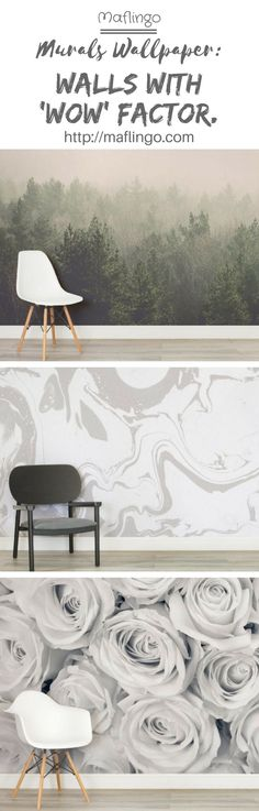 Murals Wallpaper offer an extensive range of beautiful mural wallpaper themes to create stunning feature walls. Choose murals for living rooms, bedrooms, kid's rooms, offices, dining rooms, playrooms. Choose from themes from retro to cityscapes, forests,