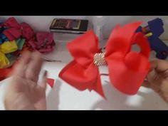 Laçarote da novela Carinha de anjo Com 19cm fita numero 12 em gorgurão - YouTube