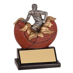 Explosion Resin Award won't actually explode, but will definitely catch your eye with unique explosion effect. Basketball Trophies, Basketball Awards, Custom Basketball, Sports Awards, Basketball Players, Custom Engraving, Resin, Statue, Female