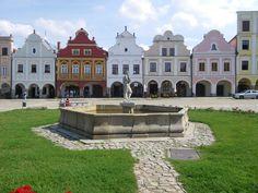 Día 10 (Parte I). Excursión a Telc, la perla de la República Checa. Que ver en Telc - http://diarioviajero.es/republica-checa/dia-10-parte-i-excursion-a-telc/ #RepúblicaCheca