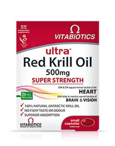 Vitabiotics Ultra Red Krill Oil 500mg Super Vitabiotics Ultra Red Krill Oil 500mg Super Strength 30 Capsules: Express Chemist offer fast delivery and friendly, reliable service. Buy Vitabiotics Ultra Red Krill Oil 500mg Super Strength 30 Capsul http://www.MightGet.com/january-2017-11/vitabiotics-ultra-red-krill-oil-500mg-super.asp