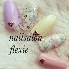 Ribbon nail