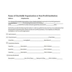 Sample Church Donation Letter | Donation Request Letter