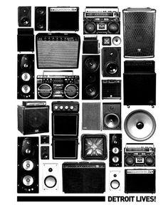 East End Prints - Speaker Stacks, £19.95 (http://www.eastendprints.co.uk/speaker-stacks/)