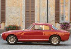 1952 Ferrari 212 Inter #ferrarivintagecars