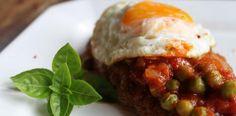 Receitas Supreme – Receita de bife ao molho de ervilhas