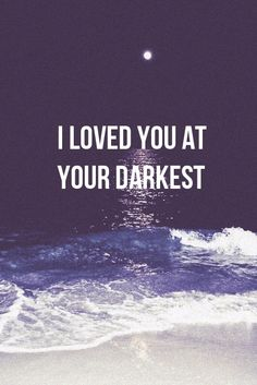 love. dark.