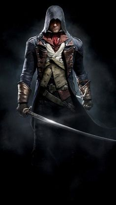 Assassins Creed wallpaper by - - Free on ZEDGE™ Assasin Creed Unity, Assassins Creed Black Flag, Assassins Creed Series, Assesin Creed, All Assassin's Creed, Animes Wallpapers, Gaming Wallpapers, Assassin's Creed Black, Assassin's Creed Wallpaper