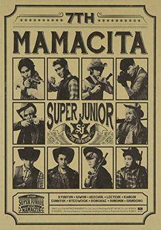 Super Junior - Mamacita B Ver. 7