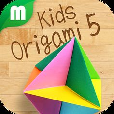 Kids Origami 5 Introduces The Japanese Art Of Paper Folding