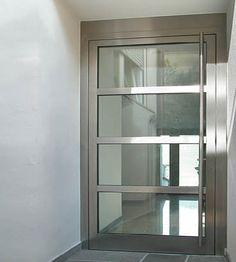 Stainless steel window and door ‹ Zebian Aluminium and Glass Industries LLC