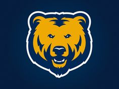 University of Northern Colorado Athletic Bear Logo by Torch Creative