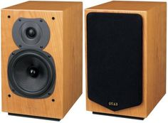 Quad bookshelf speakers around the £400 mark