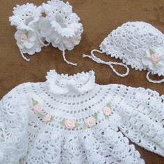 Free baby crochet