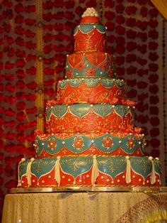 Extreme Wedding Cakes - Towering Treats for Extravagant Weddings (GALLERY)