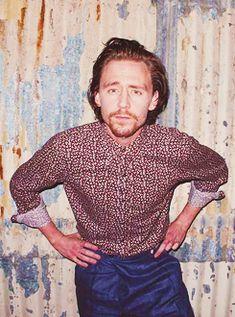 Hiddleston-Daily — Tom Hiddleston for 1883 Magazine by Kristin Vicari