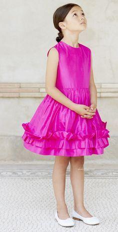 ALALOSHA: VOGUE ENFANTS: Here comes the sun:Meet little Miss sunshines from Oscar de la Renta SS'15
